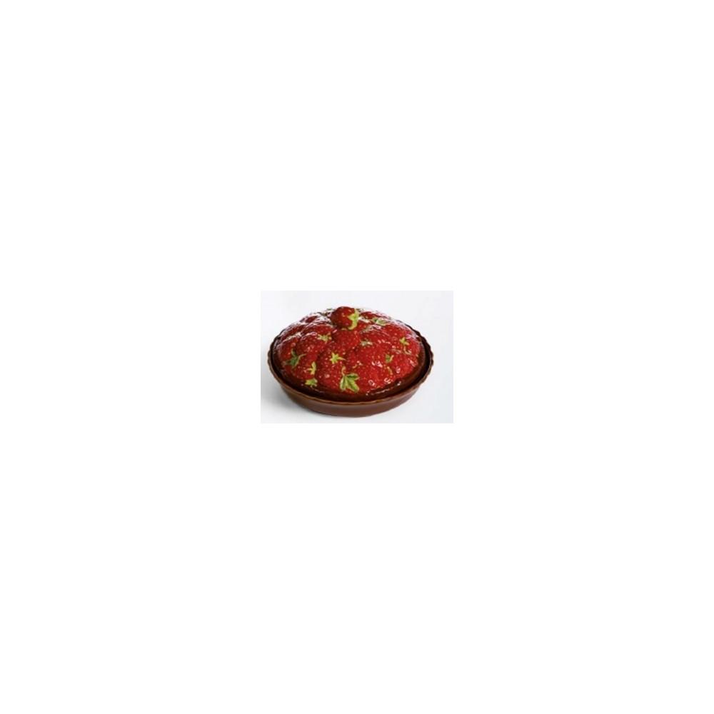 TORTIERA CAKE PORCELLANA 50415