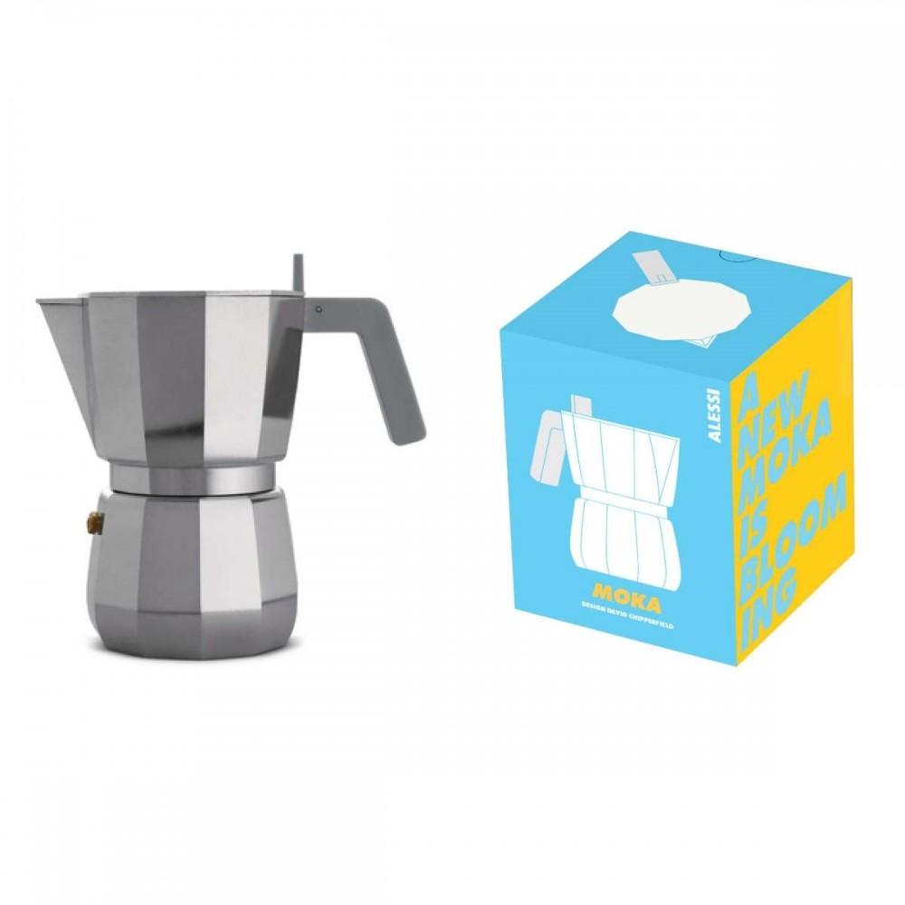 MOKA CAFFETTIERA 6 TAZZE DC06-6