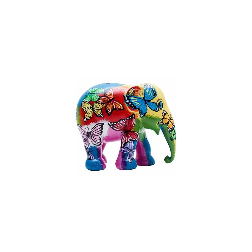 ELEPHANT PARADE BEAUTY IN FREEDOM 20 CM.